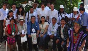 Pueblos indígenas invitan al dialogo propositivo y exigen autonomías plenas