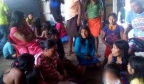 Confinamiento de comunidades indígenas en Nuqui - Chocó