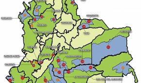 Los Indígenas y las Zonas Veredales Transitorias de Normalización –ZVTN-