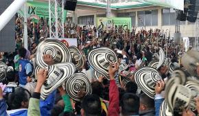 Declaración Política: IX Congreso Nacional de los Pueblos Indígenas de la Organización Nacional Indígena de Colombia – ONIC