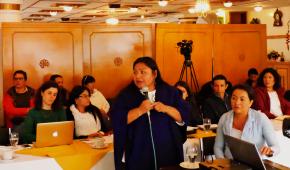 El mandato de protección a los pueblos indígenas aislados y su territorio, surge de la palabra mambeada en la Maloka