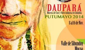 Muestra de cine, Daupará 2014 Putumayo