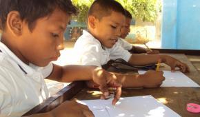 Colegios para niños indígenas