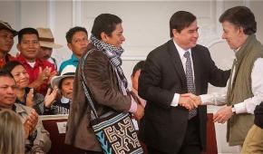 Los pueblos indígenas asumen la administración de recursos y competencias en materia de salud, educación y agua potable